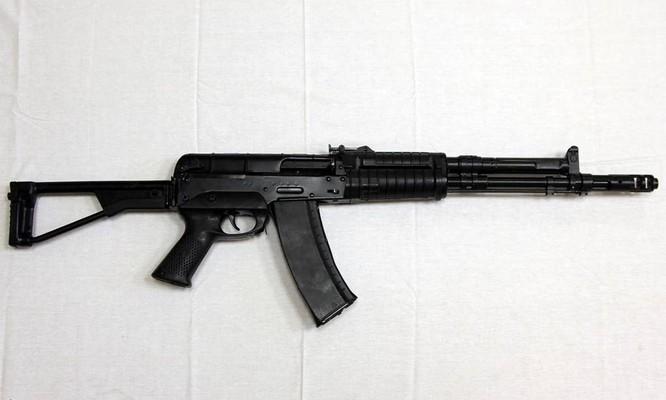 Mẫu súng 'kỳ phùng địch thủ' của AK-74 ảnh 1