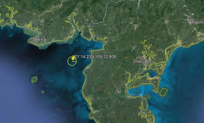 Trung Quốc diễn tập suốt tháng 3 trên Biển Đông ảnh 1