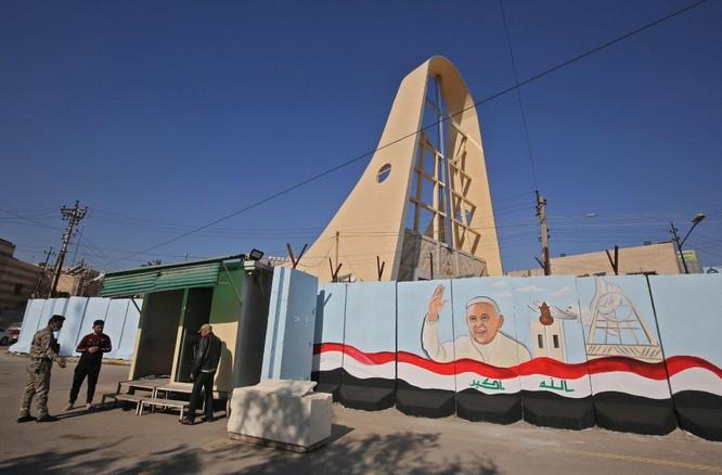 Tại sao Giáo hoàng Francis thực hiện chuyến thăm lịch sử tới Iraq? ảnh 1