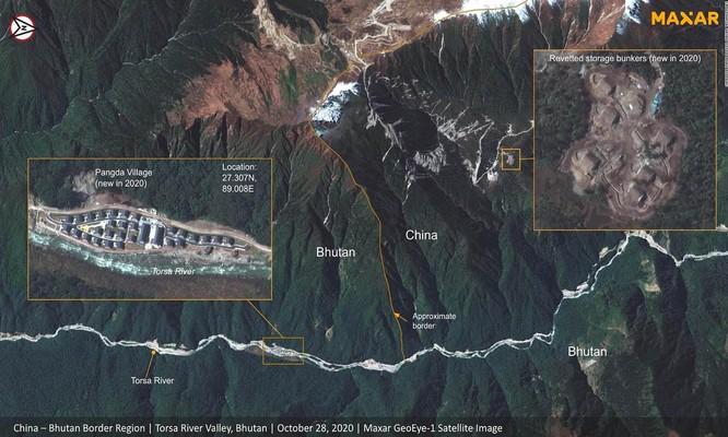 """Trung Quốc áp dụng chiến lược """"cắt lát salami"""" ở Biển Đông cho Himalaya? ảnh 1"""