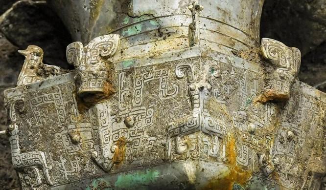 """Phát hiện báu vật khảo cổ có thể """"viết lại"""" lịch sử Trung Quốc ảnh 1"""