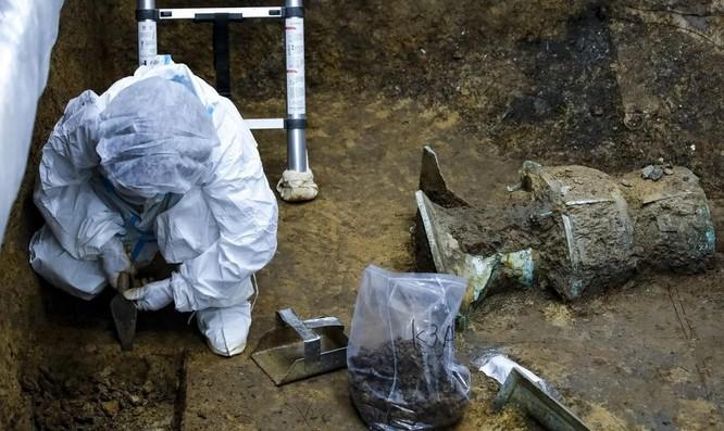 """Phát hiện báu vật khảo cổ có thể """"viết lại"""" lịch sử Trung Quốc ảnh 2"""