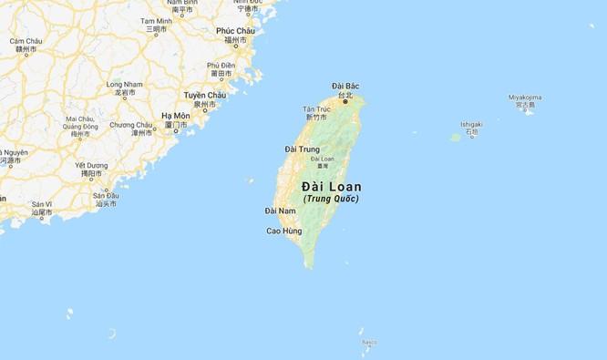 Trung Quốc điều 20 máy bay quân sự áp sát đảo Đài Loan ảnh 1