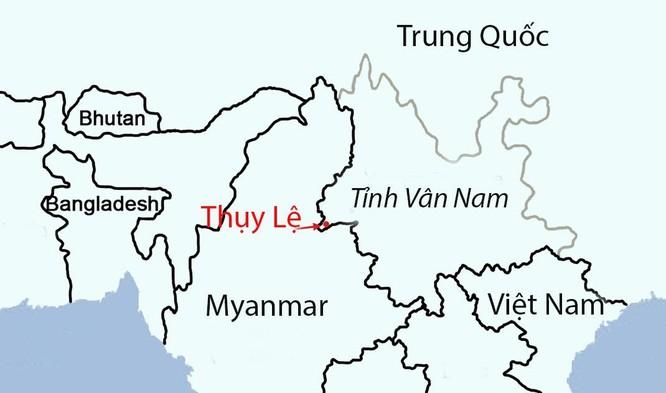 Trung Quốc phong tỏa thành phố giáp Myanmar ảnh 1