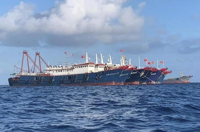 """Căng thẳng đột biến: Mỹ, Trung Quốc rầm rộ điều quân trên 2 vùng biển """"nóng"""" ảnh 1"""