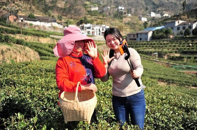 Trung Quốc tạo sức sống mới cho vùng nông thôn nhờ chuyển đổi số ảnh 1
