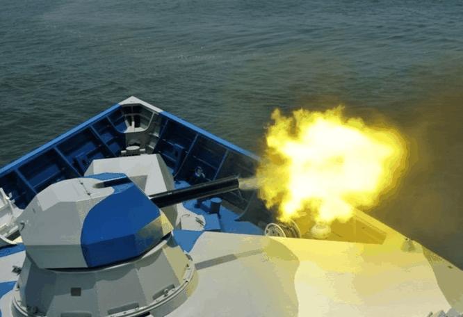 """""""Mổ xẻ"""" tàu tên lửa Trung Quốc từng rượt đuổi phóng viên Philippines ở Biển Đông ảnh 1"""