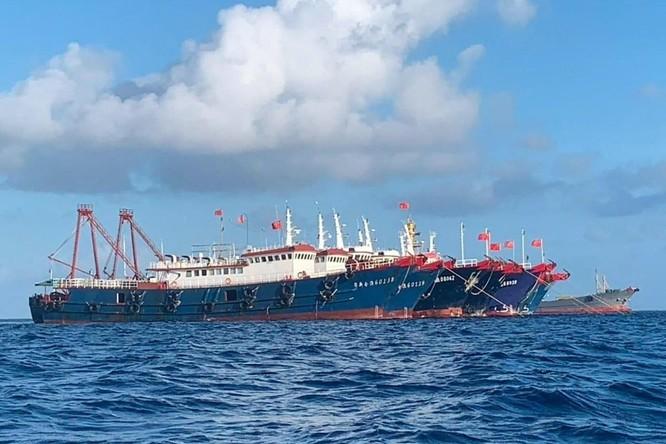Mỹ ra tay hỗ trợ Philippines như thế nào trong tranh chấp với Trung Quốc ở Biển Đông? ảnh 3