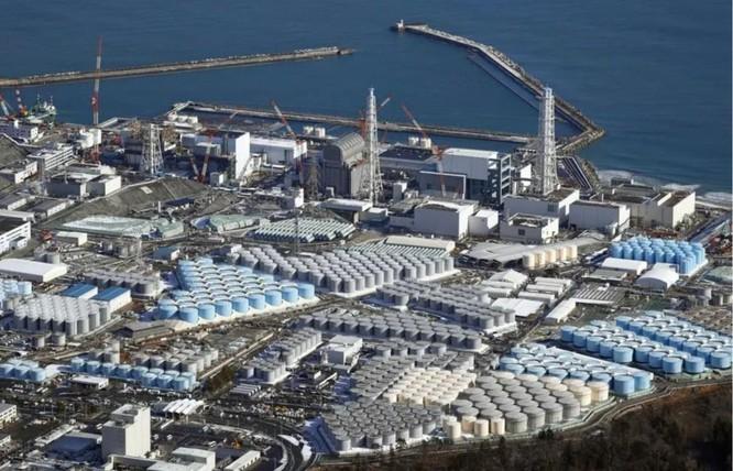 """Nhật Bản xả nước nhiễm xạ ở Fukushima, """"tạo sóng"""" ở Trung Quốc ảnh 1"""