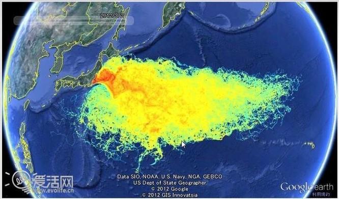 """Nhật Bản xả nước nhiễm xạ ở Fukushima, """"tạo sóng"""" ở Trung Quốc ảnh 2"""