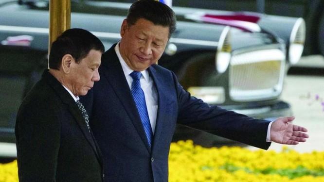 Mỹ ra tay hỗ trợ Philippines như thế nào trong tranh chấp với Trung Quốc ở Biển Đông? ảnh 2
