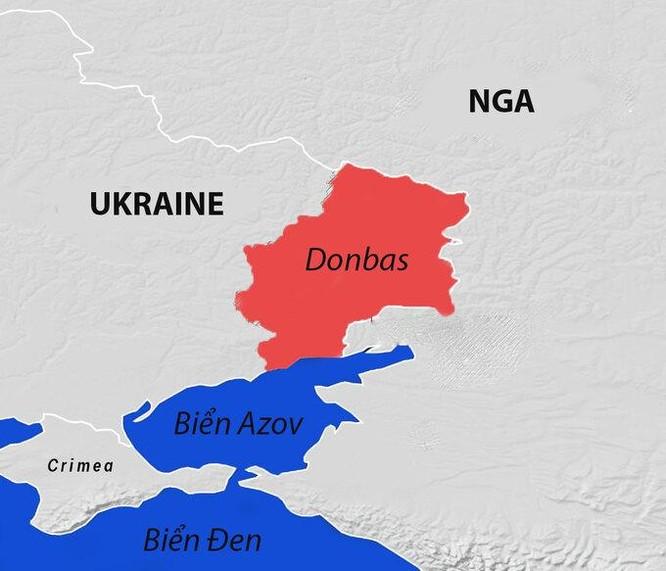 Ukraine tuyên bố sẵn sàng chiến tranh với Nga ảnh 1