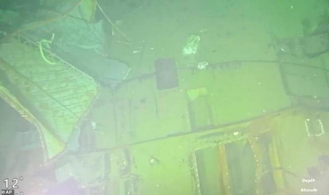 Đoạn video ám ảnh bên trong tàu ngầm mất tích của Indonesia ảnh 2