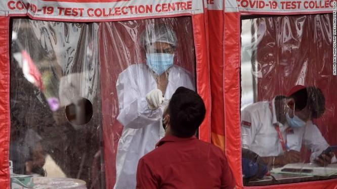 Ấn Độ: Số ca nhiễm COVID-19 thực tế có thể lên tới nửa tỉ ảnh 2
