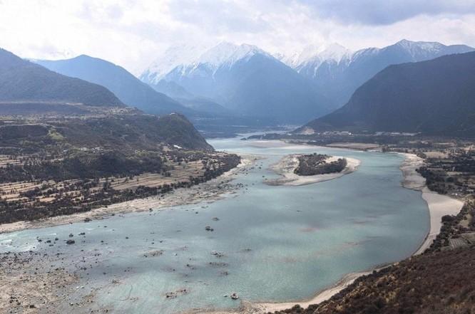 Băng tan đe dọa siêu dự án đập thủy điện Trung Quốc ảnh 2