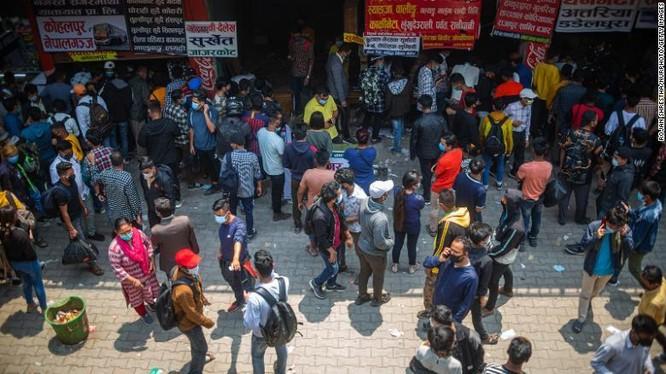 Các nước láng giềng cảnh giác cao độ với biến thể COVID-19 của Ấn Độ ảnh 1