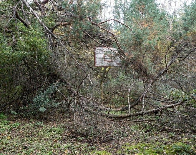 """Những bức ảnh chụp cảnh tượng bên trong """"Thành phố chết Chernobyl"""" ảnh 9"""