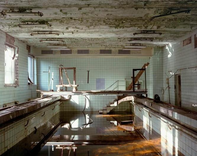 """Những bức ảnh chụp cảnh tượng bên trong """"Thành phố chết Chernobyl"""" ảnh 1"""