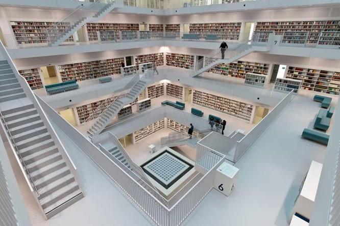 Những thư viện hào nhoáng nhất thế giới khiến bạn không thể rời mắt ảnh 6