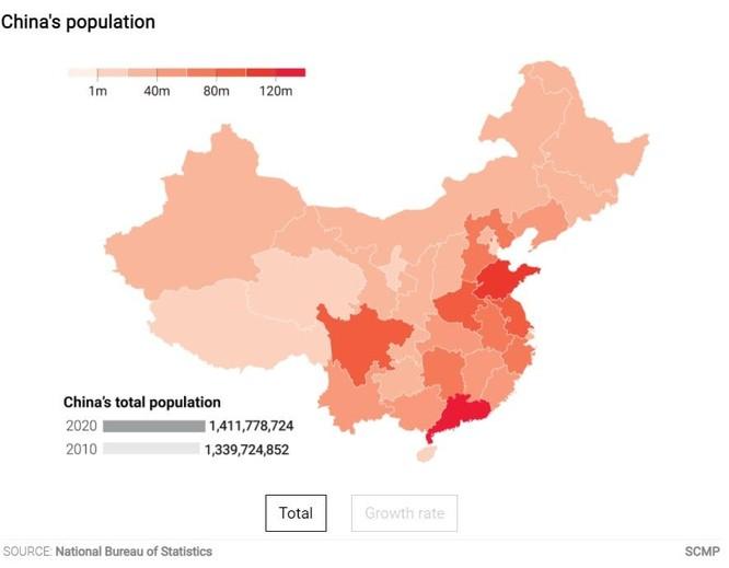 Trung Quốc báo động vì tỷ lệ sinh đẻ thấp, lực lượng lao động giảm ảnh 2