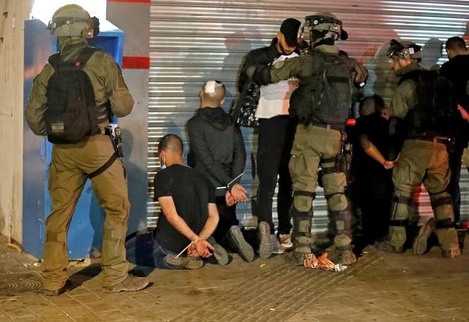 """Hệ thống phòng không """"Vòm Sắt"""" của Israel quá tốt? ảnh 1"""