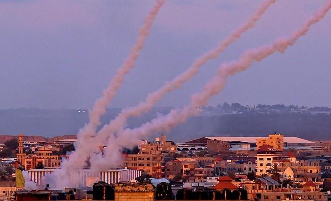 Ngoại giao tên lửa của Iran lan tới Gaza như thế nào? ảnh 1