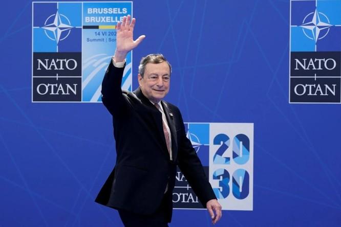 """NATO coi Trung Quốc là """"thách thức có hệ thống"""", tuyên bố chống lại sự trỗi dậy của Bắc Kinh ảnh 3"""