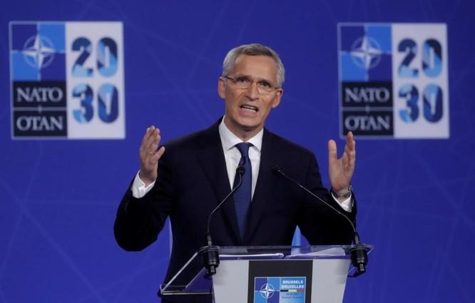"""NATO coi Trung Quốc là """"thách thức có hệ thống"""", tuyên bố chống lại sự trỗi dậy của Bắc Kinh ảnh 2"""