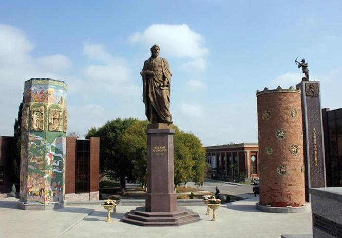 2021 được Azerbaijan chọn là năm vinh danh nhà thơ vĩ đại Nizami Ganjavi ảnh 1