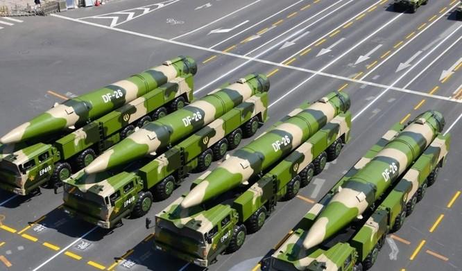 Mỹ - Trung Quốc: Quân đội nước nào mạnh hơn? Điều bất ngờ nằm ở cuối cùng ảnh 3