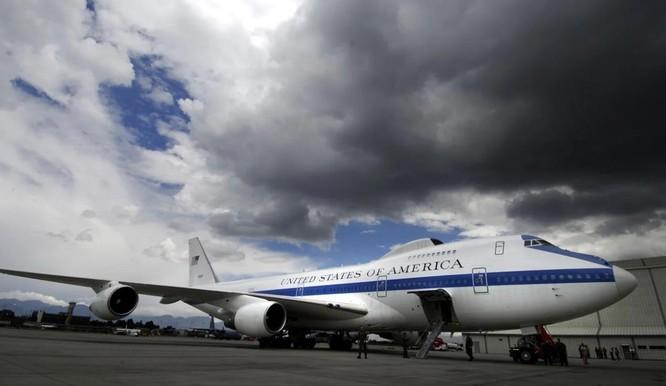 """Nga bí mật phát triển máy bay """"Tận thế"""" mới, phòng khả năng xảy ra chiến tranh hạt nhân ảnh 1"""