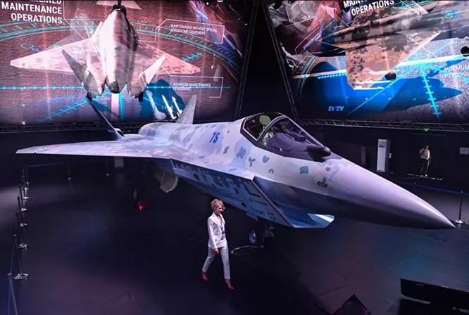 """Sukhoi """"Checkmate"""" và Lockheed Martin F-35: Chiến đấu cơ nào ưu việt hơn? ảnh 2"""