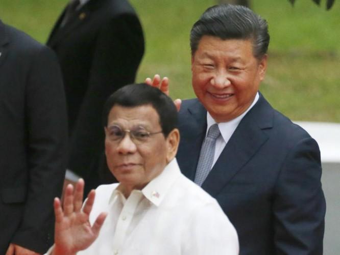 Tổng thống Duterte nói Trung Quốc hứa chi hàng tỉ USD cho Philippines, đâu rồi? ảnh 3