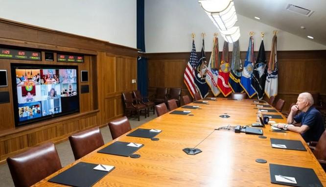 """Những bức ảnh chấn động về Afghanistan có thể """"bôi đen"""" di sản của Tổng thống Joe Biden ảnh 1"""