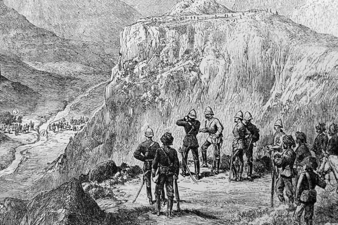 """""""Nấm mồ của các đế chế hùng mạnh"""": Afghanistan và lịch sử chiến tranh dài kỳ ảnh 1"""