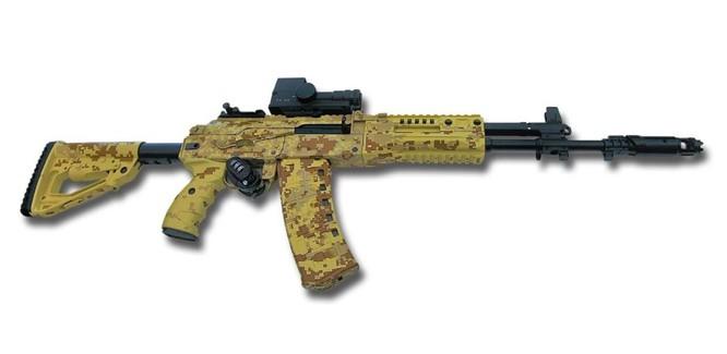 Top 5 loại súng trường tấn công nguy hiểm nhất của quân đội Nga ảnh 5