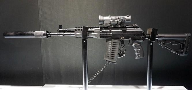 Top 5 loại súng trường tấn công nguy hiểm nhất của quân đội Nga ảnh 2