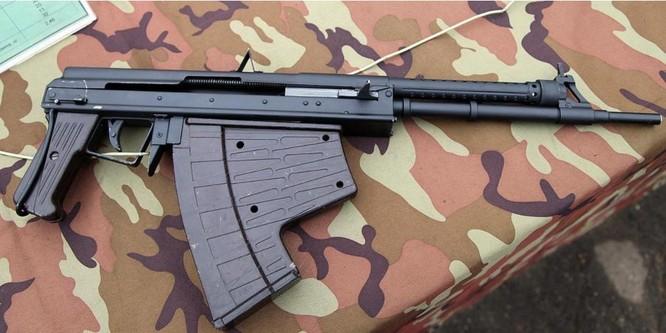 Top 5 loại súng trường tấn công nguy hiểm nhất của quân đội Nga ảnh 1