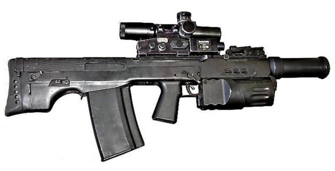 Top 5 loại súng trường tấn công nguy hiểm nhất của quân đội Nga ảnh 4