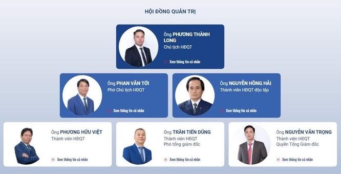 Ông Phương Thành Long làm Chủ tịch VietABank ảnh 1
