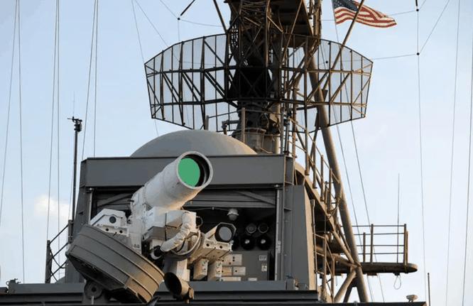 """""""Thần mặt trời"""": Mỹ sắp triển khai vũ khí laser có thể làm thay đổi diện mạo chiến tranh trên biển ảnh 3"""