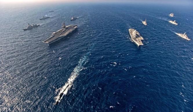 """Mỹ, Anh, Australia lập liên minh """"lịch sử"""", Trung Quốc bất an ảnh 1"""