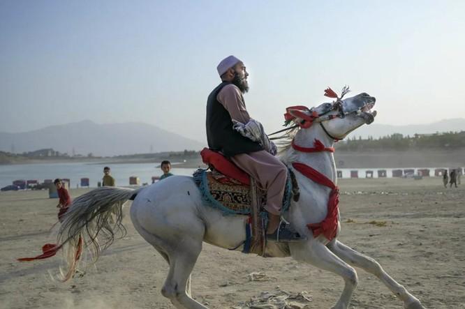Chùm ảnh cuộc sống thường nhật ở thủ đô Kabul, Afghanistan ảnh 10