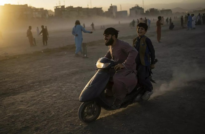 Chùm ảnh cuộc sống thường nhật ở thủ đô Kabul, Afghanistan ảnh 4