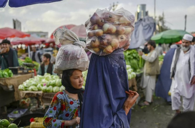Chùm ảnh cuộc sống thường nhật ở thủ đô Kabul, Afghanistan ảnh 6