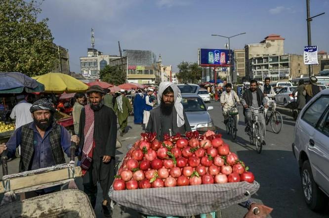 Chùm ảnh cuộc sống thường nhật ở thủ đô Kabul, Afghanistan ảnh 8