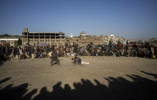 Chùm ảnh cuộc sống thường nhật ở thủ đô Kabul, Afghanistan ảnh 9