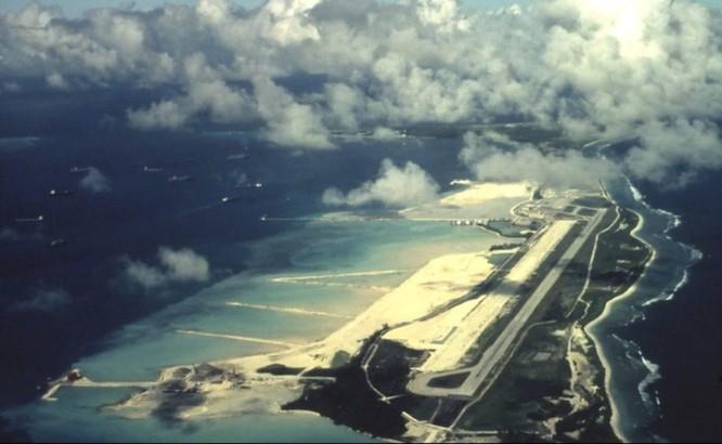 """Liên minh Mỹ-Anh-Australia và Bộ Tứ đang xây dựng """"bức tường thành"""" chắn Trung Quốc ảnh 2"""
