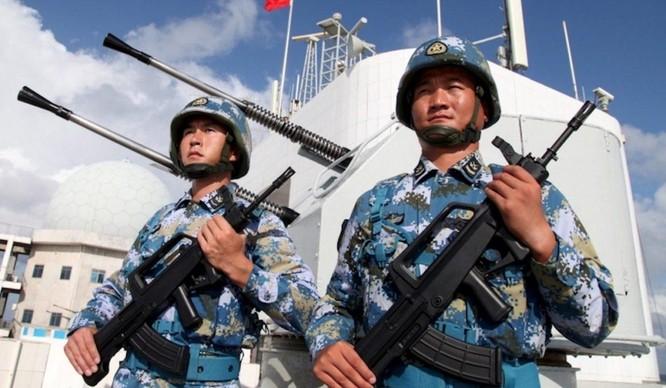 """Liên minh Mỹ-Anh-Australia và Bộ Tứ đang xây dựng """"bức tường thành"""" chắn Trung Quốc ảnh 1"""