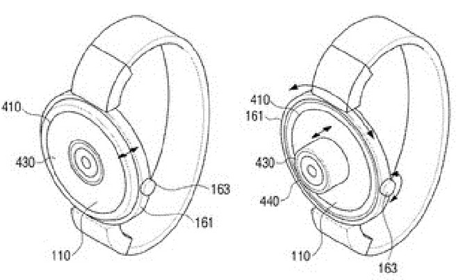 Samsung xin cấp bằng sáng chế cho máy tính bảng và smartwatch mới ảnh 1